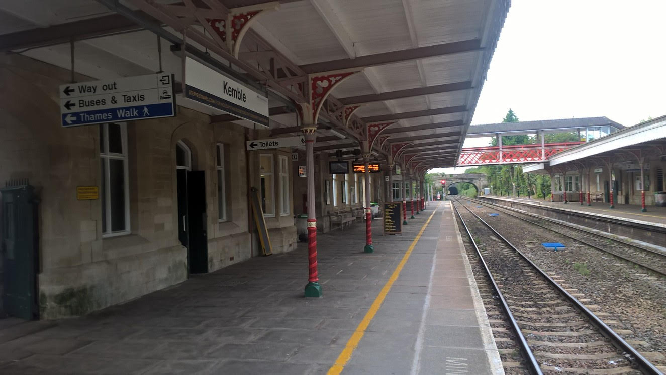 Kemble Railway Station